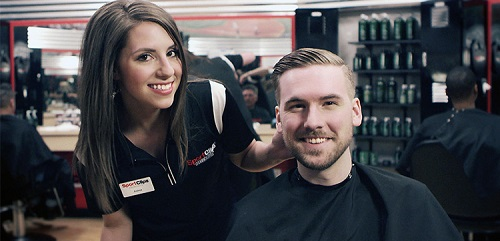 Sport Clips Haircuts of Florence ​ stylist hair cut